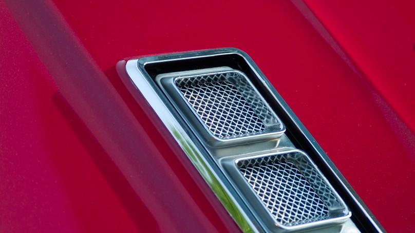 1968 camaro z28 hood air intake