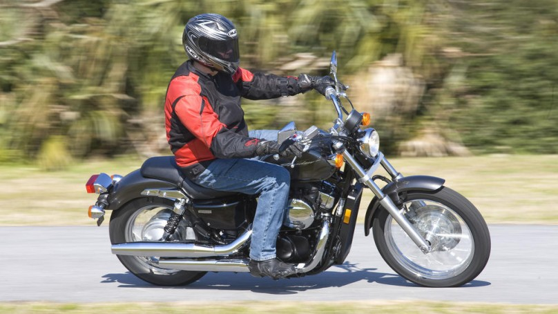 Honda's Shadow RS beats cruiser rap
