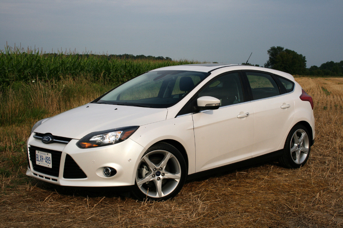 Little Ford Focus Is All Grown Up Wheels Ca