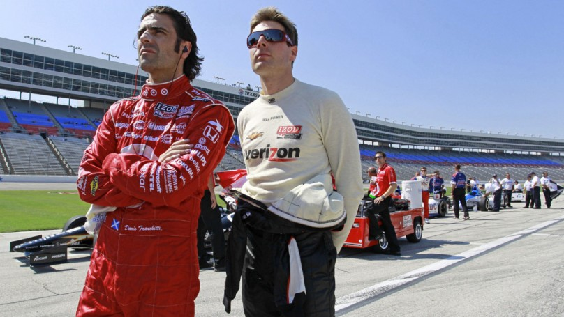IndyCar champ Franchitti grapples with new IndyCar challenges