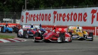 Tag third, Hinch 14th for Detroit Grand Prix