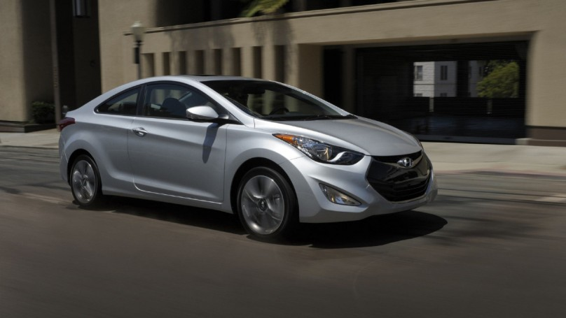 True value lies in Hyundai Elantra coupe?s many comforts