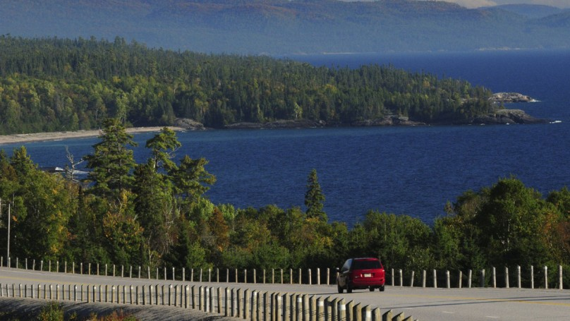 Canada's Highway reaches a milestone