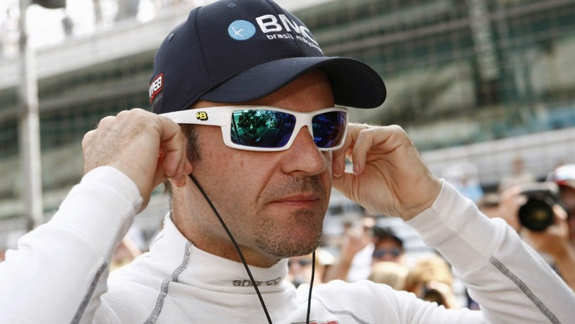My First Car: Rubens Barrichello power hungry from Day One