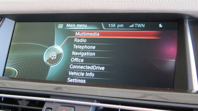 BMW dashes into future with ConnectedDrive system