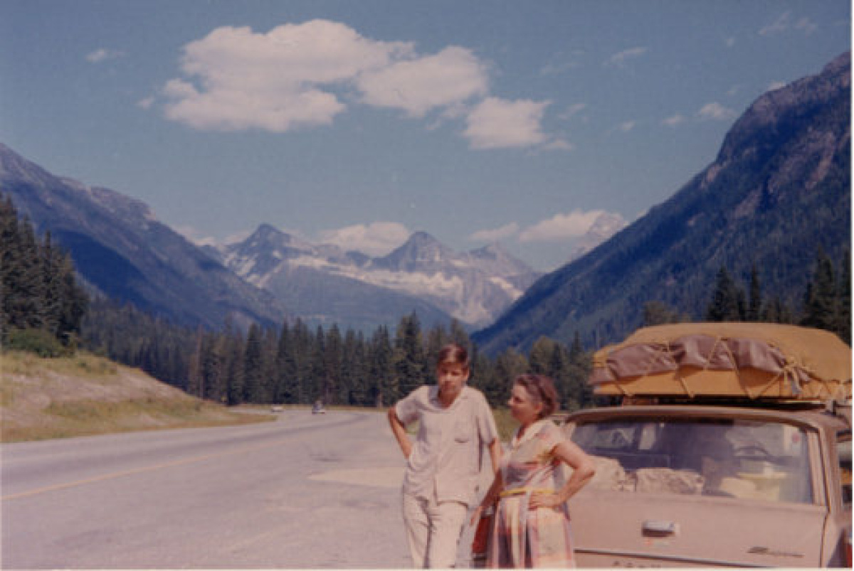 Memories of truly Canadian roadtrips