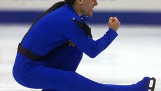 Elvis Stojko reveals plans to race cars