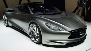 Supercars of the future go hybrid