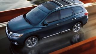 Nissan unveils 2013 Pathfinder
