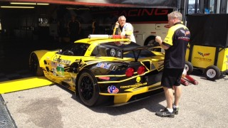 Norris' racing blog:  F1, ALMS, Indy