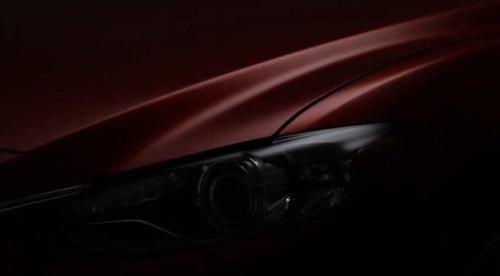 INSIDER REPORT: Mazda drops teaser of new Mazda6 face