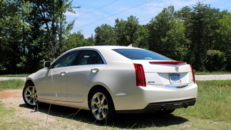 Cadillac takes on the Teutons