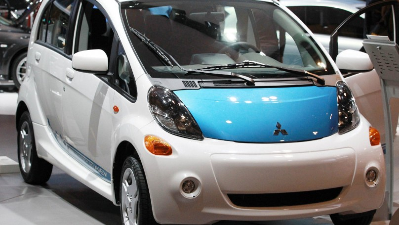 Some Mitsubishi iMiEVs recalled in U.S., Canada