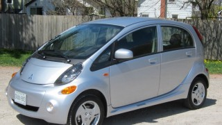 Jim Kenzie's electric-car roundup