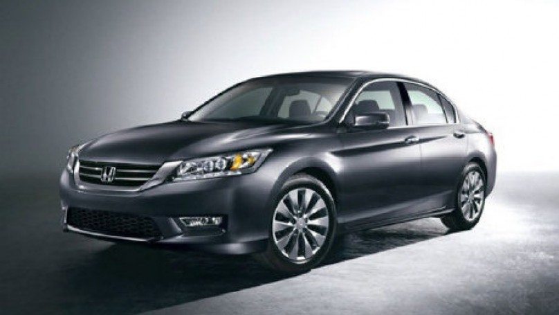Honda to unveil new Accord sedan next week