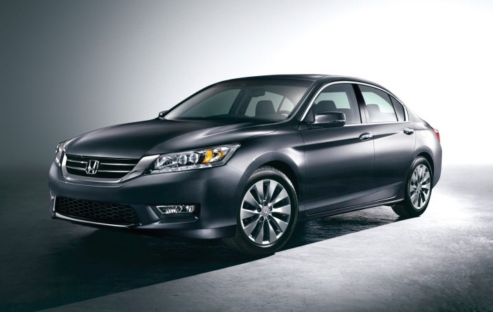 New Honda Accord revealed