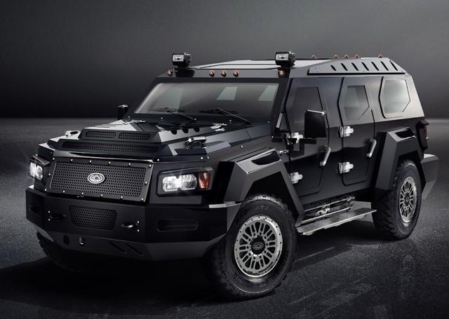 Conquest reveals new $580K Evade SUV