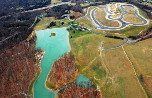 Insider Report: Meet the man who built a race track in his backyard