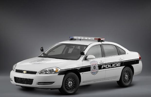GM recalls over 38,000 police Impalas