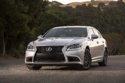 Review: Lexus LS throws down gauntlet