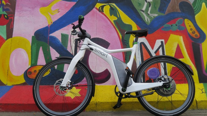 Reluctant driver? Ebike is an option