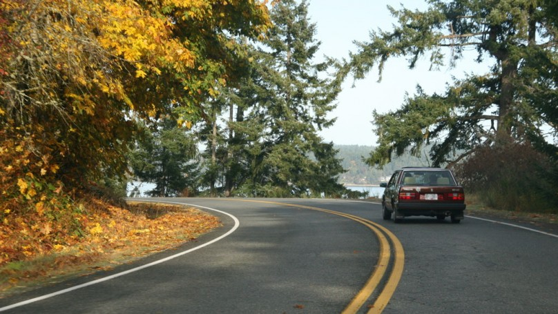 Keep safe on the road this fall