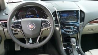 2013 Cadillac ATS: Not your grandpa?s land yacht