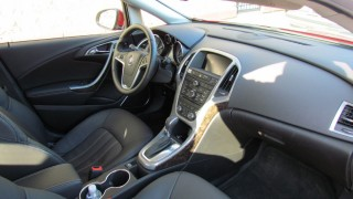 2013 Buick Verano Turbo: Smooth sedan delivers ritz for less