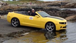 Cruising coast to coast in a Camaro