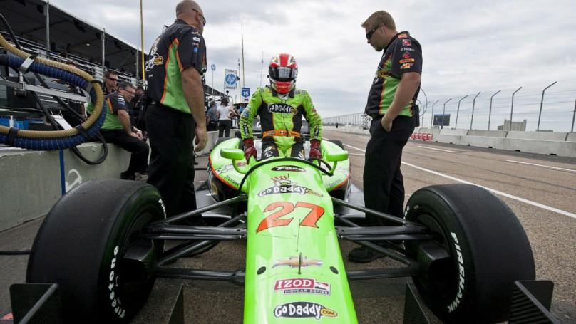 Interim IndyCar CEO bullish about future