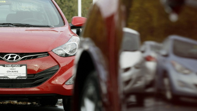 U.S. auto sales rise despite Superstorm Sandy