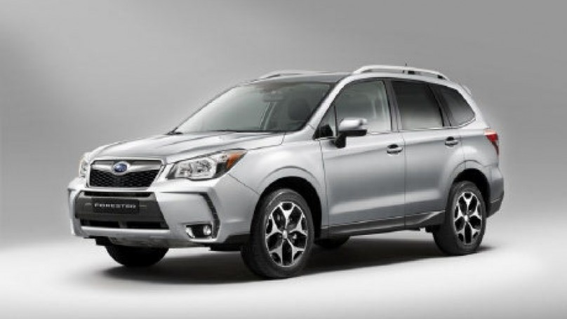 2014 Subaru Forester: Inside Subie's tightly kept secret