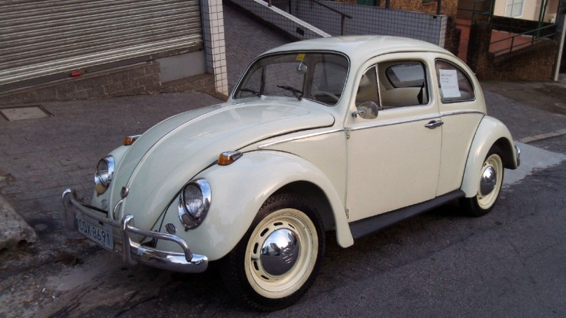 My First Car: Joe Theismann loved his Bug