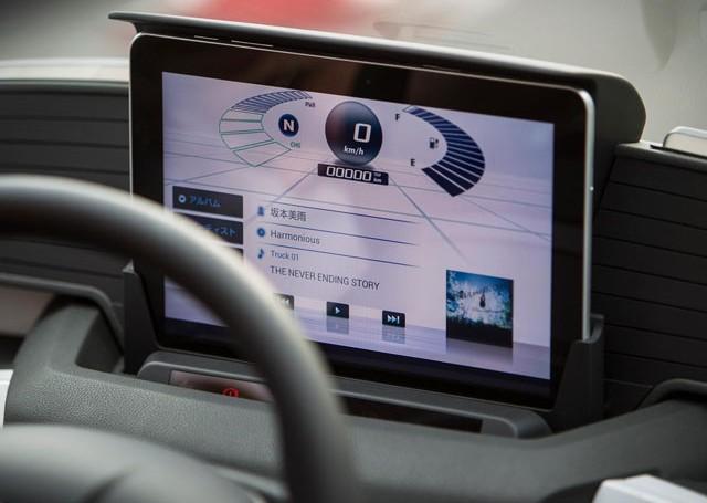 Honda produces urban EV