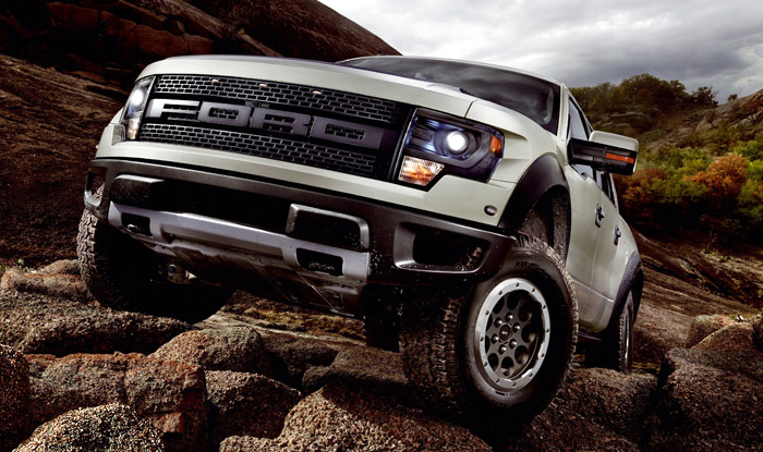Chinese buyers pay big bucks for F-150 Raptor