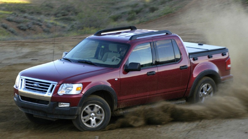 2007 10 Ford Explorer Sport Trac Mechanical Woes Offset