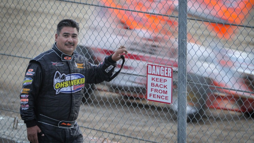 Best of 2012: Under the stars at Ohsweken Speedway