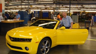 GM's Camaro move is only business, but it still stings