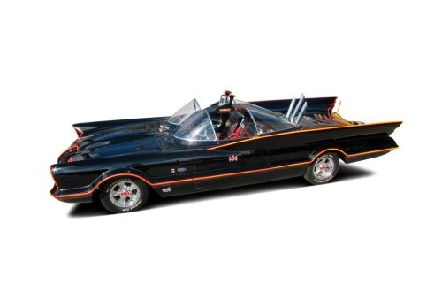 Original TV Batmobile going up for auction