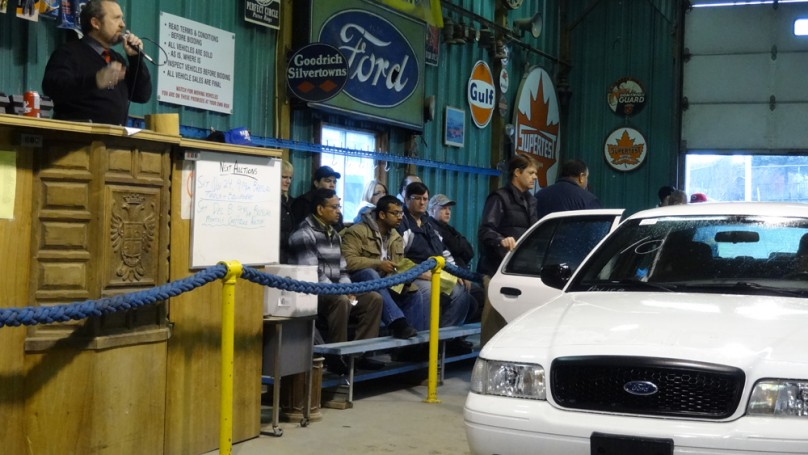 Looking to save big on a used car? Try a car auction – but buyer beware