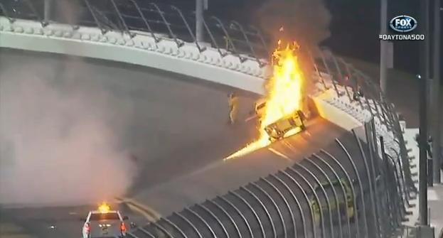 Insider Report: The craziest motorsport moments of 2012