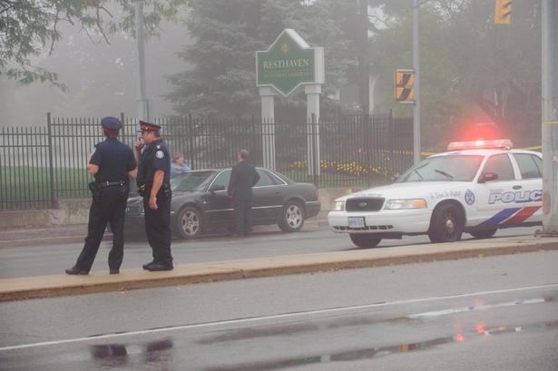 Smackdown: Should pedestrians wear light clothing?