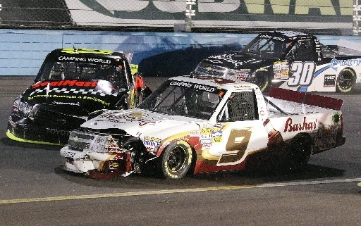 Roundup: NASCAR stock cars to join trucks at Old Mosport