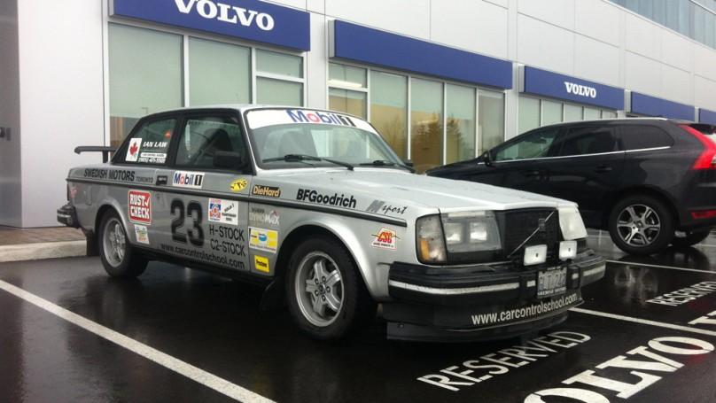 802,000 kms later, die-hard Volvo honoured