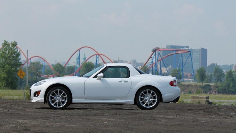 Review: 2012 Mazda MX-5