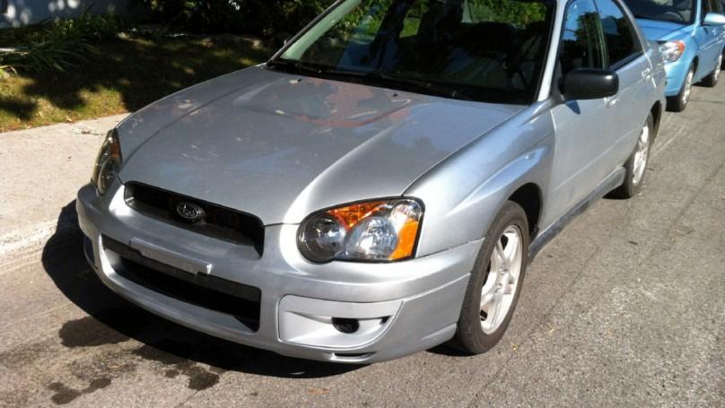 This $2,000 Subaru was a cheap fixer-upper