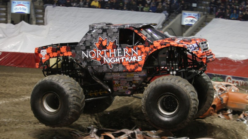 Monster Jam keeps on trucking