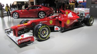 Detroit auto show: NASCAR, F1, and Hot Wheels hit Detroit