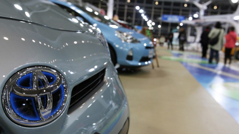Toyota recalls 157,000 vehicles in Canada to fix airbags, wipers