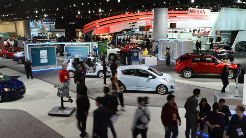 Smackdown: Is the Detroit auto show better than Toronto's?